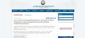 Azərbaycan Respublikasının elm sahəsində Dövlət Mükafatının verilməsi haqqında