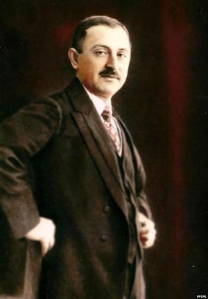 Nəsib bəy Yusifbəyli