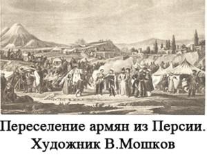 Переселение армян из Ирана