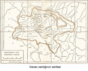 Irevan – Ancient Azerbaijan land
