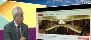 Nazim Mustafa Konstitusiya Günü ilə bağlı İTV-də çıxış etmişdir