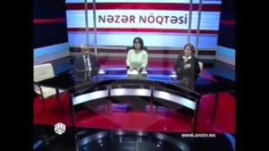 Nazim Mustafa ANS TV-də Nəzər Nöqtəsinin qonağı olmuşdur