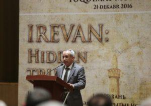 Состоялась презентация документального фильма «Иреван – спрятанная правда»