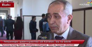 """""""Yelizavetpol quberniyasında udi kəndləri: biz nə bilirik"""""""