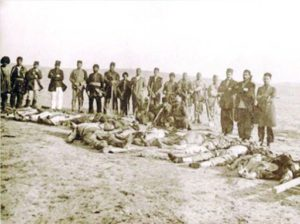 Azərbaycanlılara qarşı törədilən kütləvi qırğınlar barədə erməni etirafları